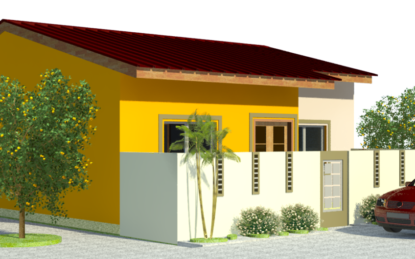 Villa 3 Pièces